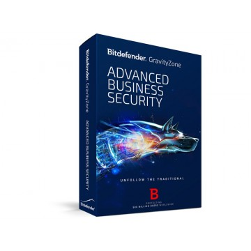 Антивирус Bitdefender GravityZone Advanced Security Business/3Y/5-14 Device