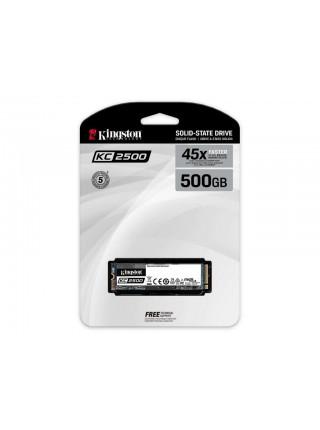 Kingston SKC2500M8/500G, NVMe PCIe