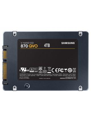 "Samsung 870 QVO 4TB, 2,5"" SATA"