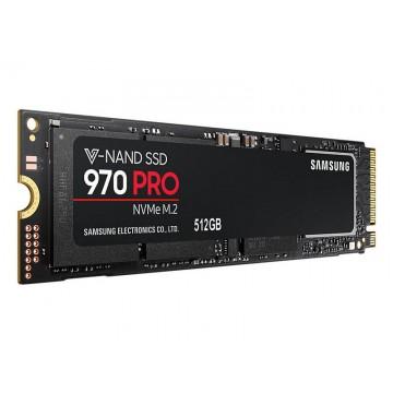 Samsung 970 PRO 512GB, M.2 PCIe