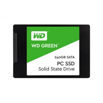 "WD GREEN SSD 2.5"" TLC 240 GB"