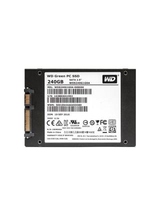 """WD GREEN SSD 240 GB 2.5"""""""