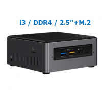 Intel® NUC Kit NUC7I3BNH